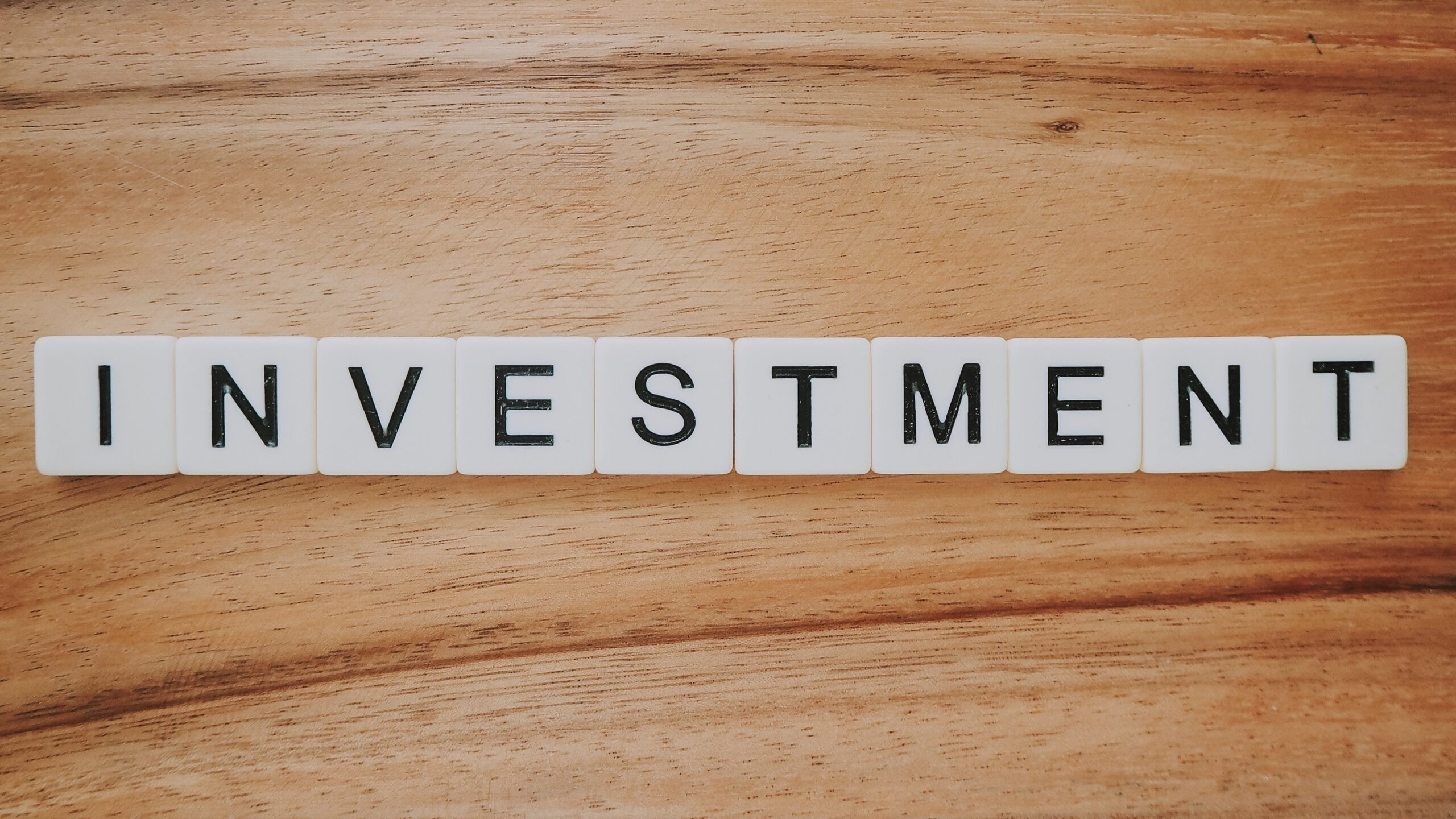 What are investments?